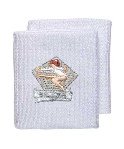 "Small Xcel Silver Wristband 2.5""X3"""