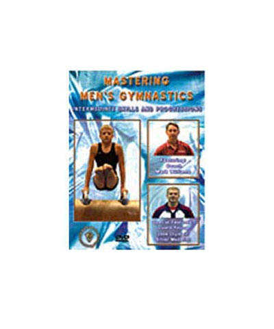 Men's Intermediate Gymnastics DVD