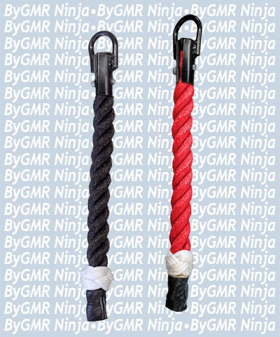 Ninja Single Rope Grab (per pair)