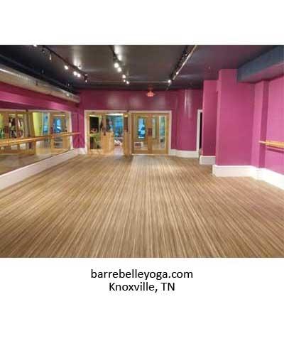 Yoga Flooring