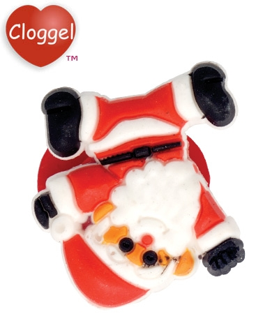 PVC Tumbling Santa Cloggel™
