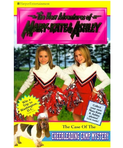 The Case of the Cheerleading Camp Mystery #17