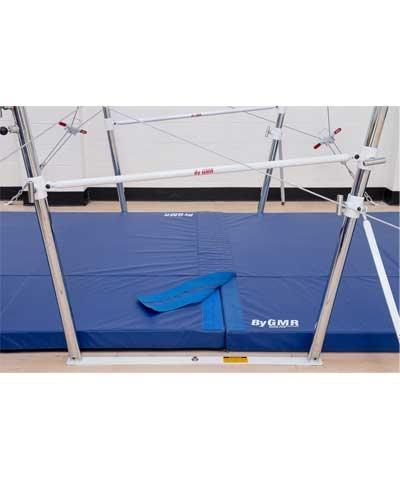 """7.5'x12'x12cm (4.75"""") Uneven Bar Landing Mat"""