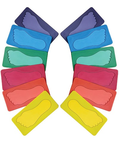 Poly Pad Foot Large (Set of 12) FREE SHIPPING