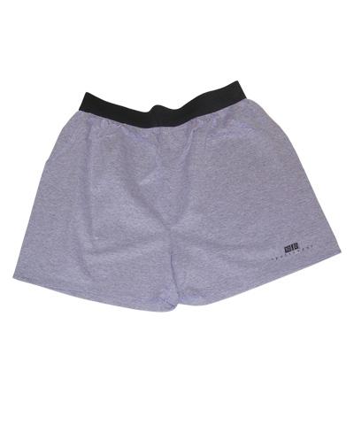 10.0 Grey Knit Boxer