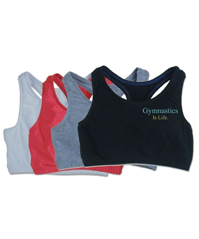 Gymnastics Is Life T-Back Top