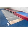 Power Tumbling Rod Floor