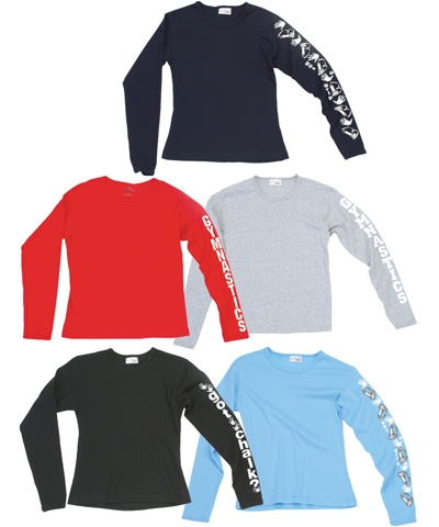 Customized Long Sleeve Tee