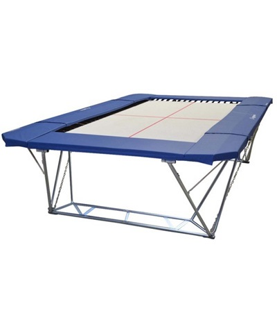 Grand Master Exclusive Folding Trampoline 7X14