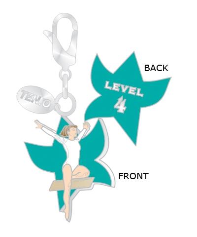 Gym Charm - Level 4