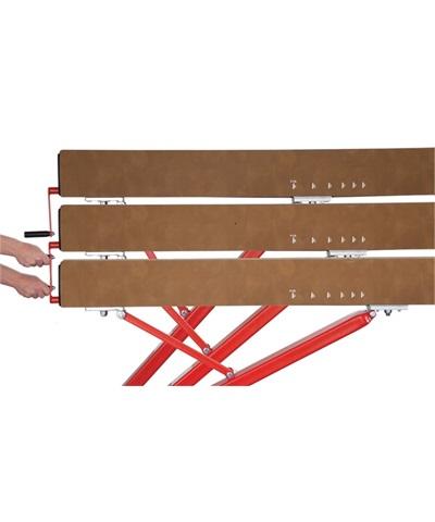 Spieth Crank Adjustable Beam 12'
